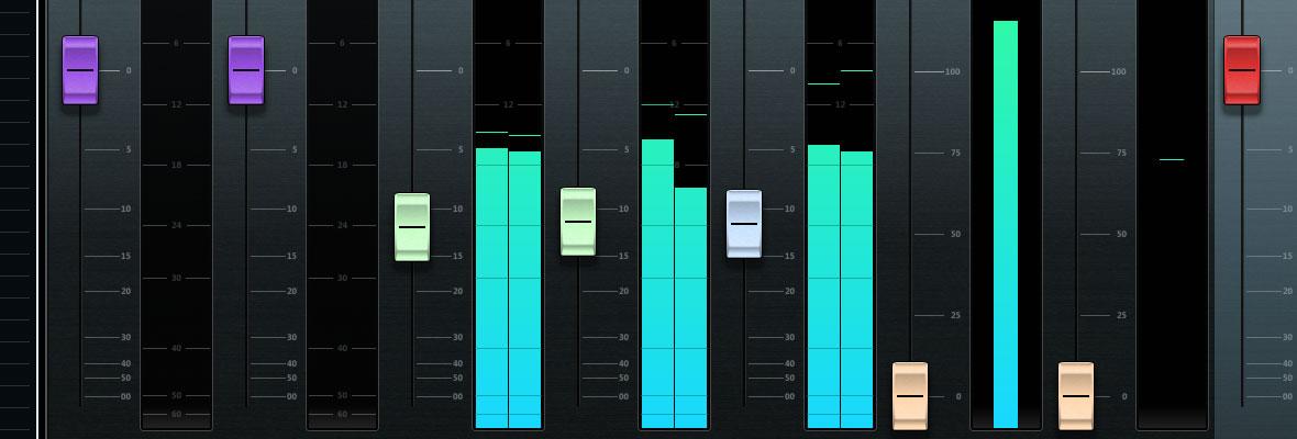 Audio mixage & mastering